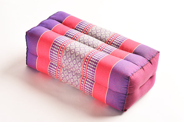 Standard Meditation and Yoga Cushion - Purple / Fuchsia