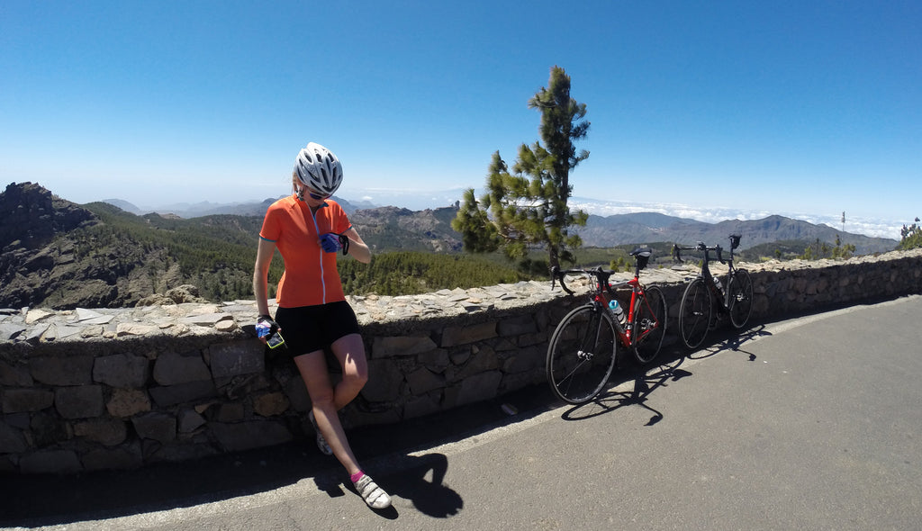 Laura's verdict on the Queen of the Mountains Race Jersey
