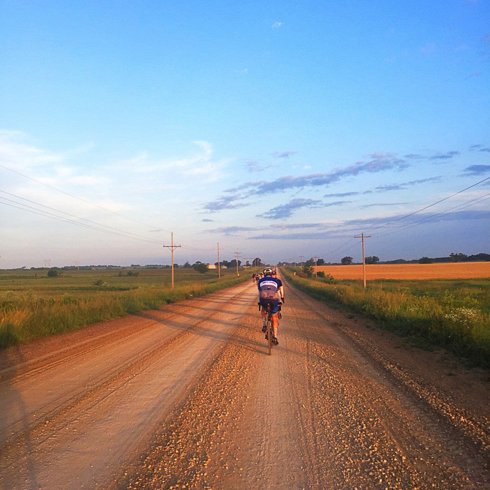 Laura's Dirty Kanza Adventure - Gravel, Grit and Lady Luck