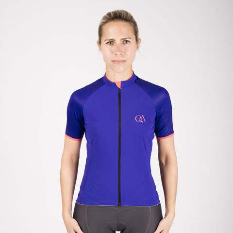 Race Jersey - Bobet Blue