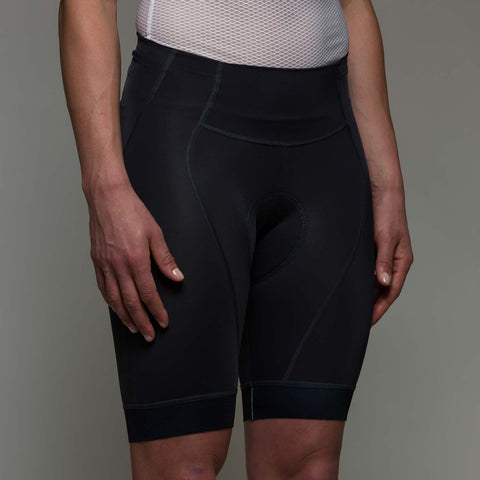 Padded Shorts - Double Charcoal trim