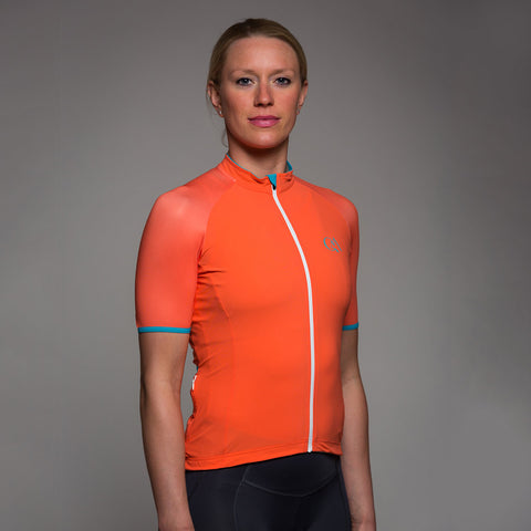 Race Jersey - Coral