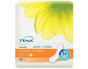 Incontinence Liner TENA¬ Serenity¬ Heavy Absorbency Polymer Unisex Disposable CS of 99