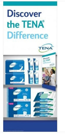 Bladder Protection Starter Kit Display Shelves Tena¬ CS of 1