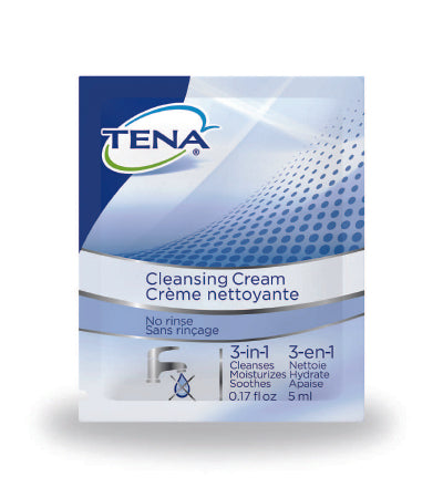 Body Wash TENA¬ Cream 0.17 oz. Individual Packet Scented CS of 500
