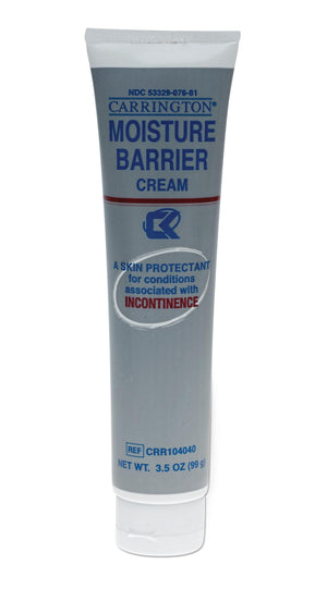 Carrington Moisture Barrier Cream,3.500 OZ, Case of 12