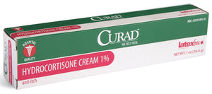 CURAD Hydrocortisone Cream,1.000 OZ, Each