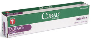 CURAD Bacitracin Ointment with Zinc,1.000 OZ, Each
