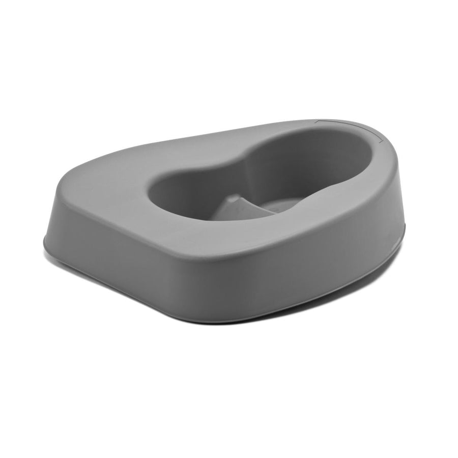 Bariatric Bedpans,Graphite, Case of 20