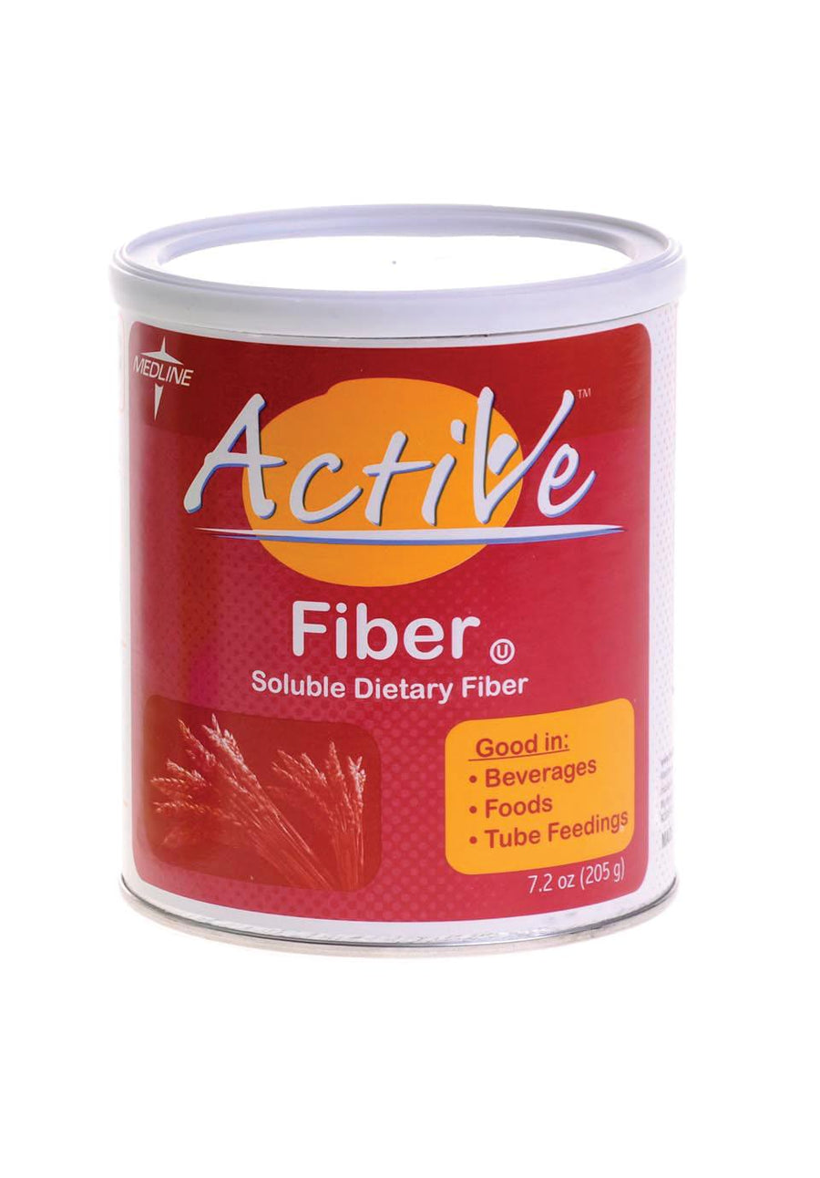 Active Fiber Powder,7.200 OZ, Case of 4