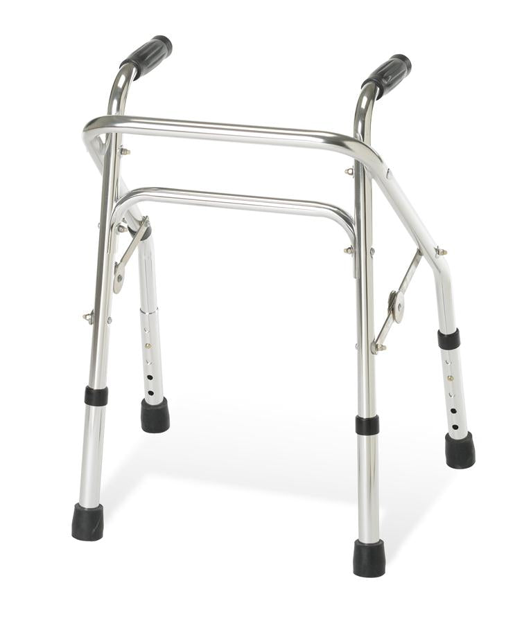 "Pediatric Folding Walkers,3"" OR 5"", Each"