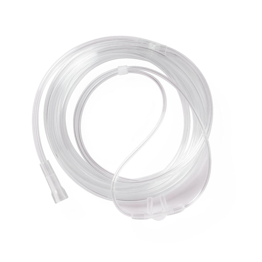Adult Cannula Crush-Resistant Tubing,Adult, Case of 50