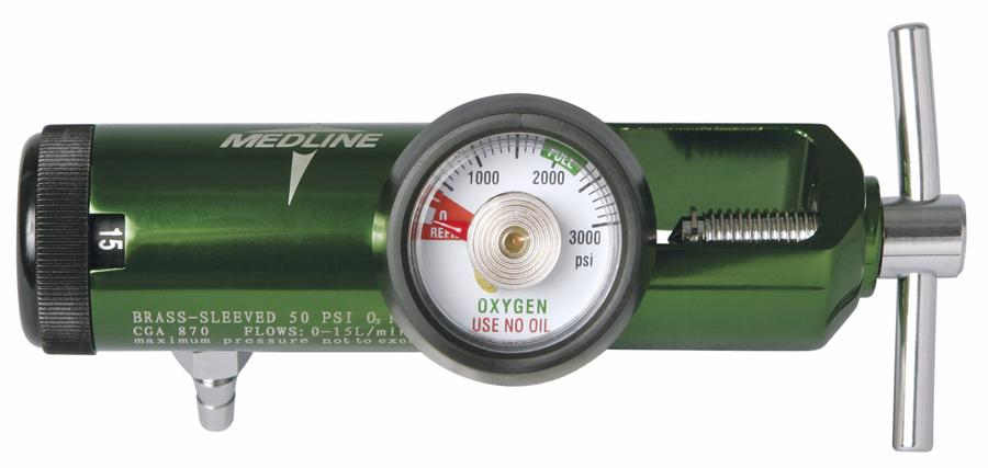 Best-Valued Oxygen Regulators,0 - 25 Liters per Minute, Each