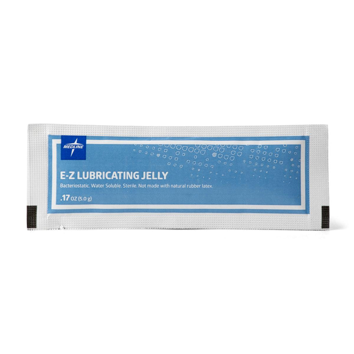 Sterile Lubricating Jelly,0.180 OZ, Box of 150