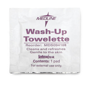 Cleansing Towelette, Case of 1000