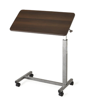 Tilt Top H-Base Overbed Tables, Each