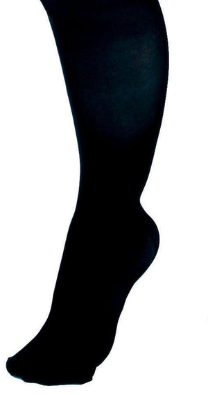 CURAD Knee-High Compression Hosiery,Black,C, Each