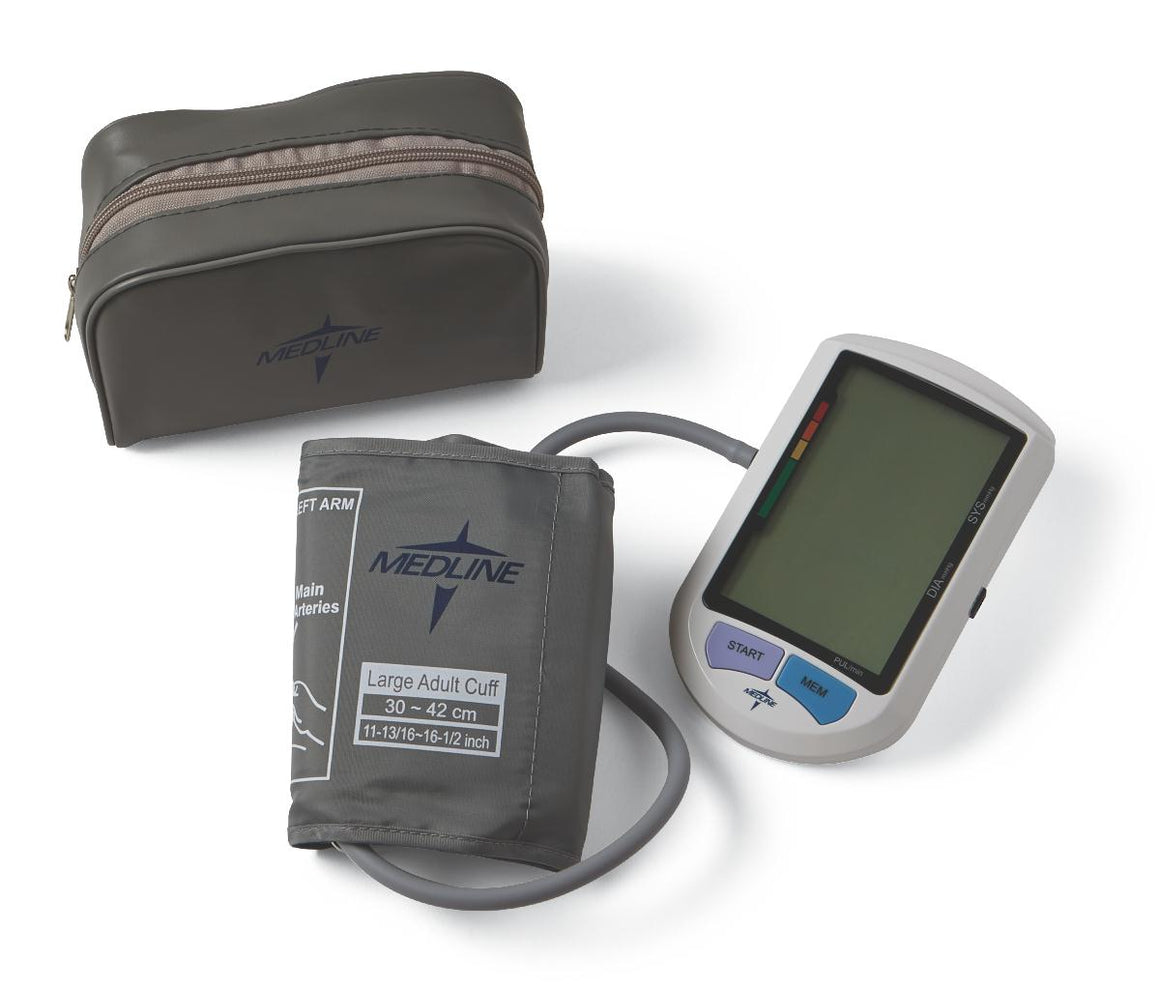 Medline Elite Automatic Digital Blood Pressure Monitor, Each
