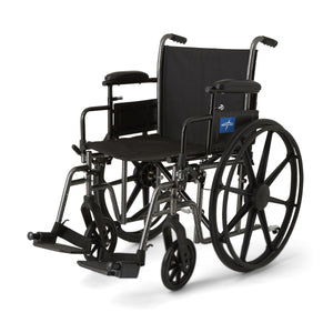 "K3 Basic Plus Wheelchairs, 16"", S, Each"