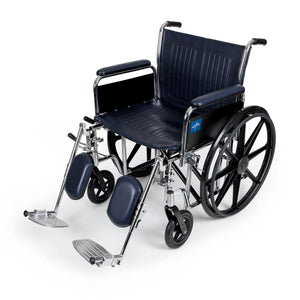 Extra-Wide Wheelchairs, Each