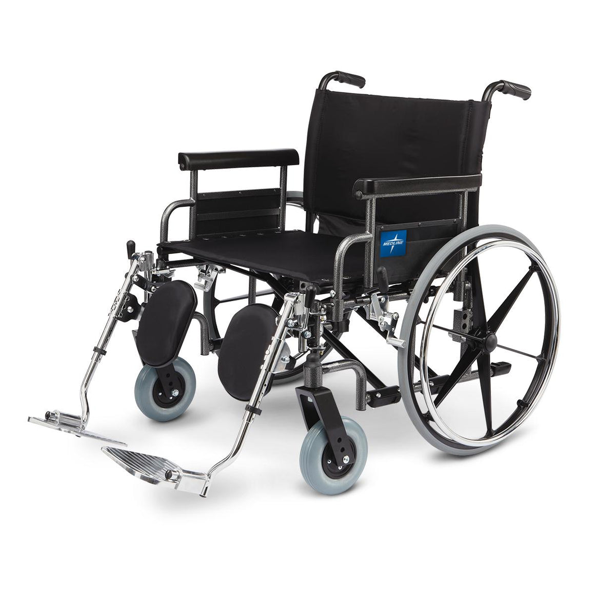 Shuttle Extra-Wide Wheelchairs, Each