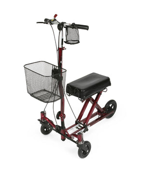 Knee Walker,Burgandy, Each