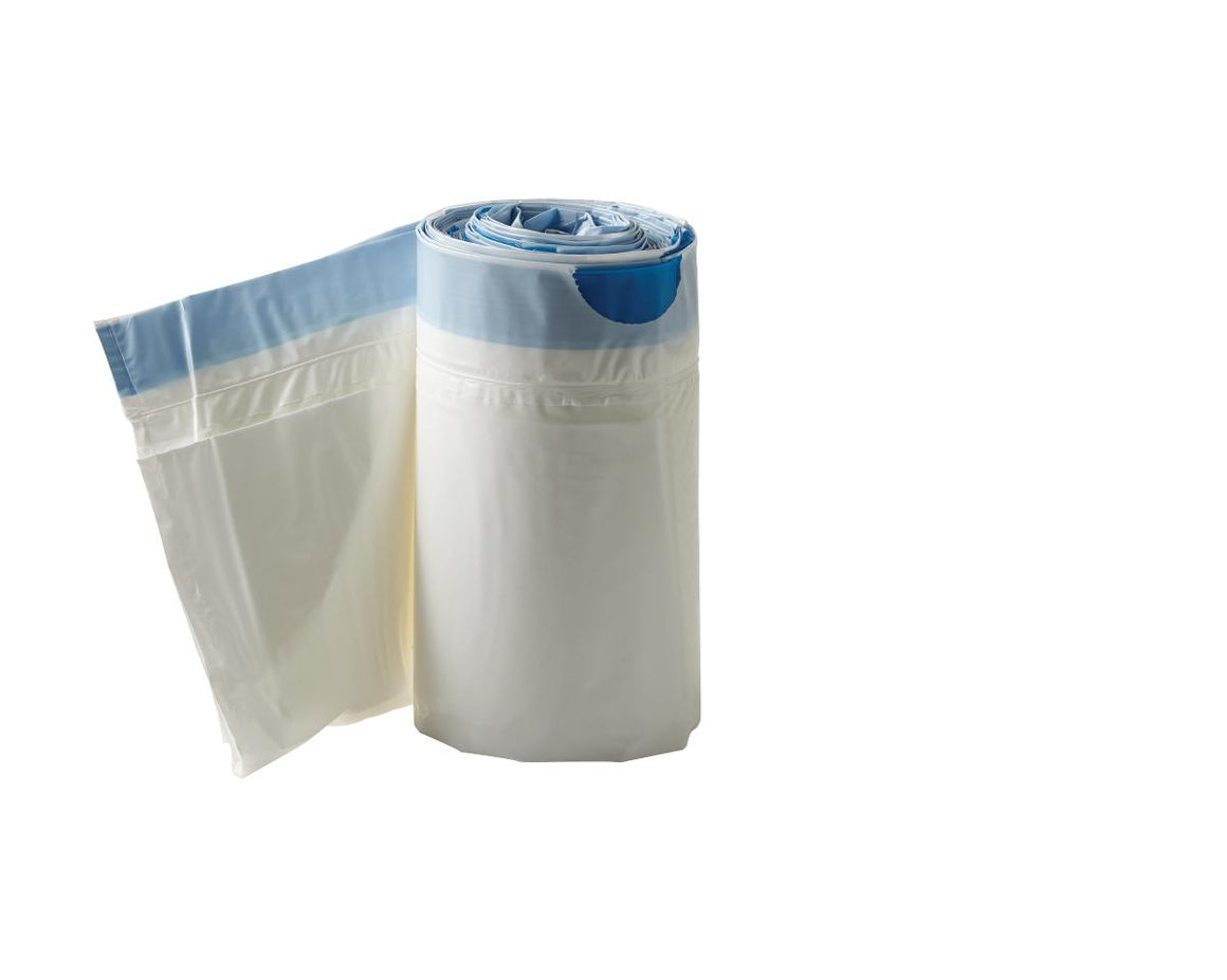 Commode Liner with Absorbent Pad, Case of 6 Box