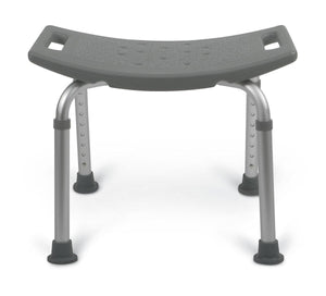 Aluminum Bath Benches without Back, Each