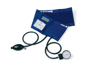 PVC Handheld Aneroid,Black,Large/Adult, Each