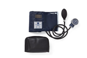 Medline Handheld Aneroid,Black,Adult, Each