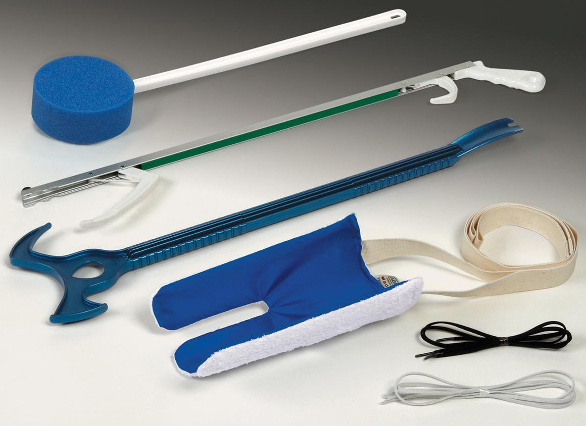 Hip Kit with Metal Reacher,Multicolor,No, Each