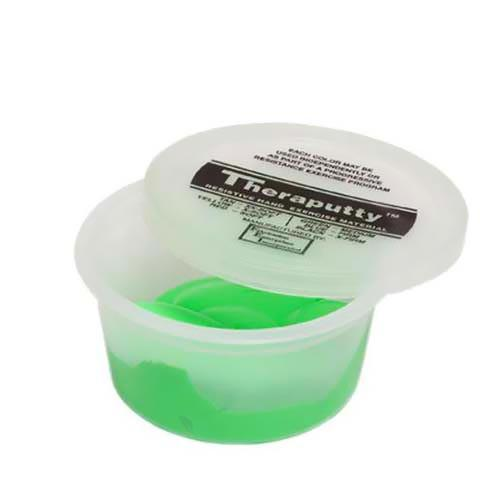 Theraputty Standard Exercise Putty,Green,2.000 OZ, Each