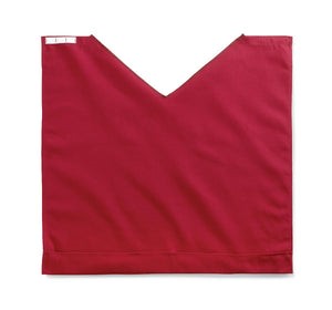 Comfort Fit Dignity Napkins with Snap Closure,Burgundy, Dozen