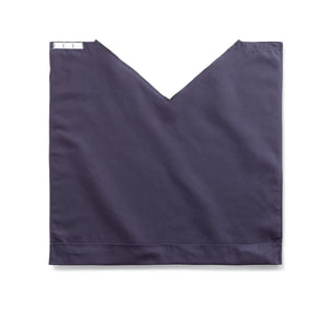 Comfort Fit Dignity Napkins with Snap Closure,Navy Blue, Dozen