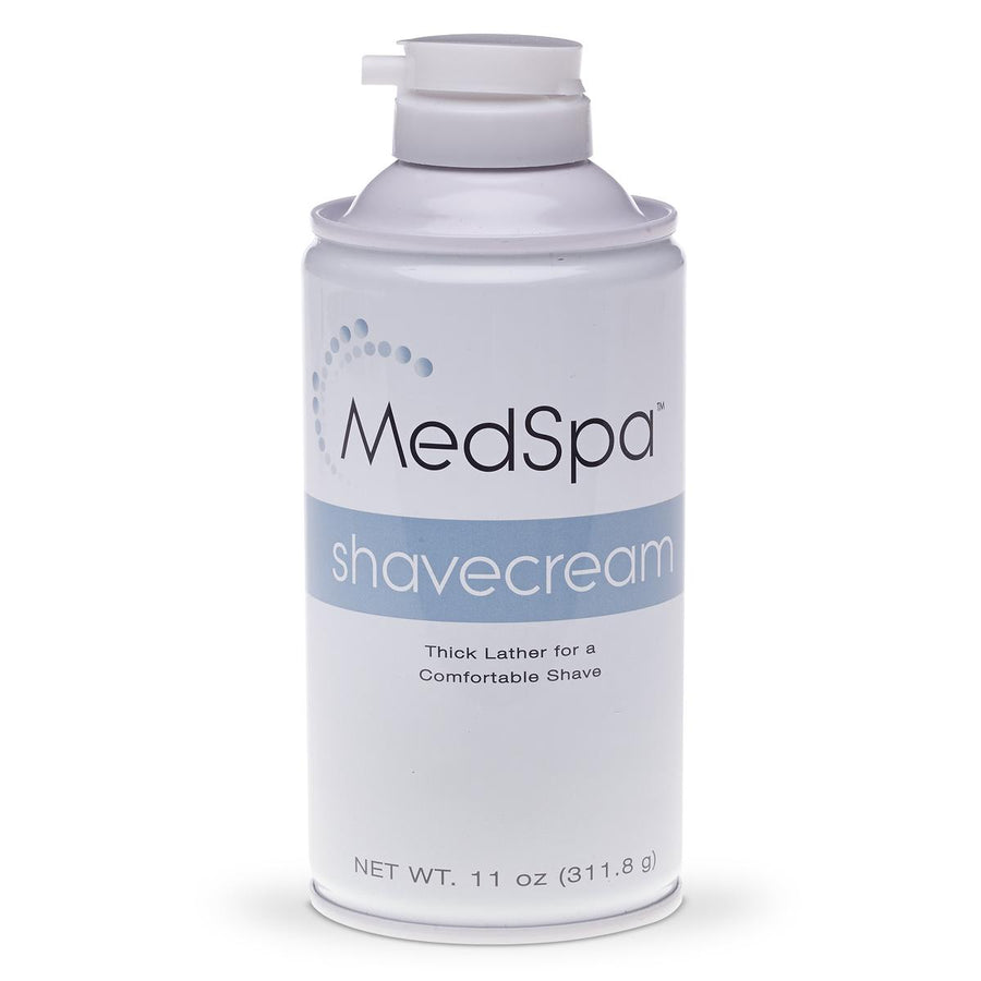 MedSpa Shaving Cream,1.100 OZ, Case of 12
