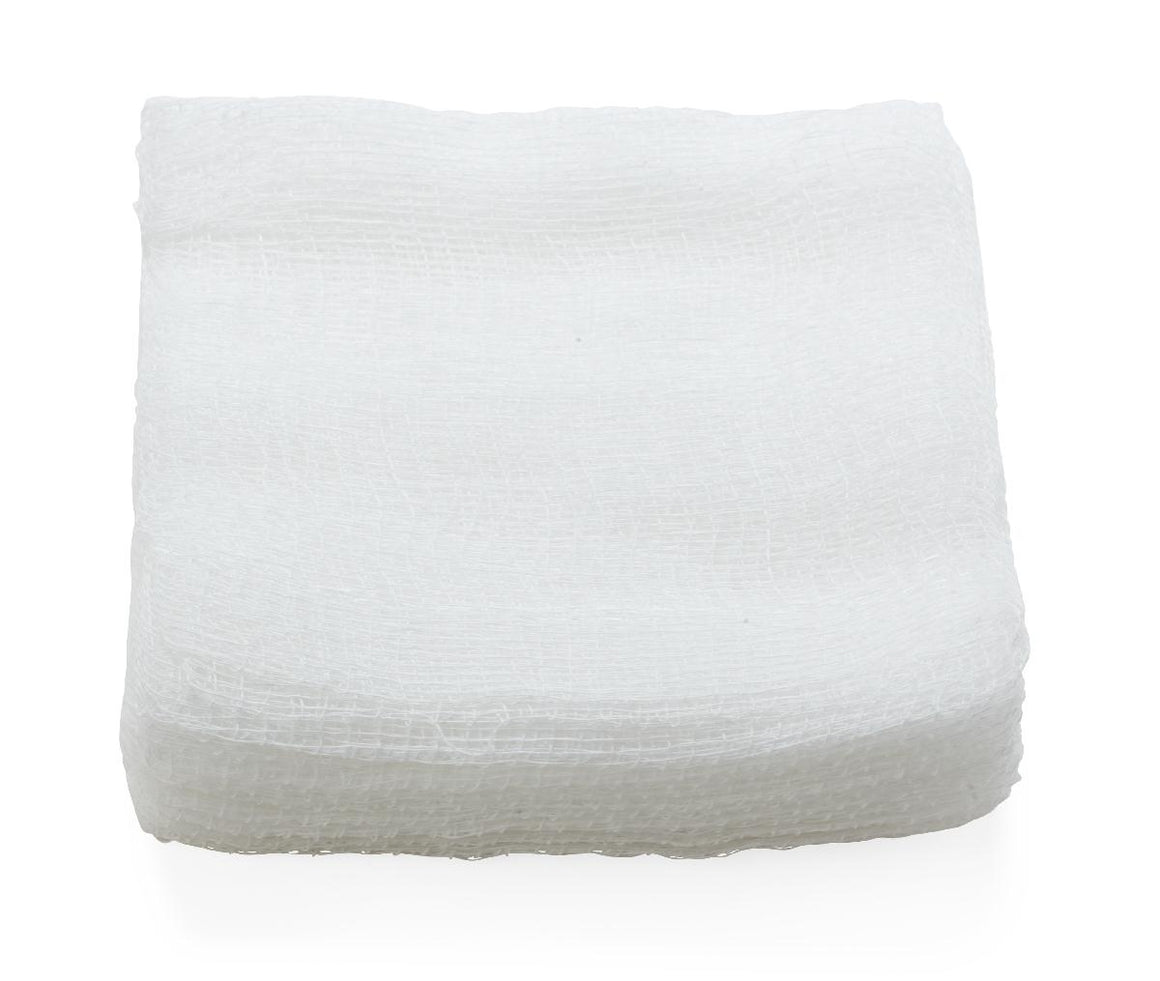 Woven Sterile Gauze Sponges, Case of 1280