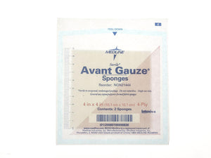 Avant Gauze Non-Woven Sterile Sponges, Case of 1200