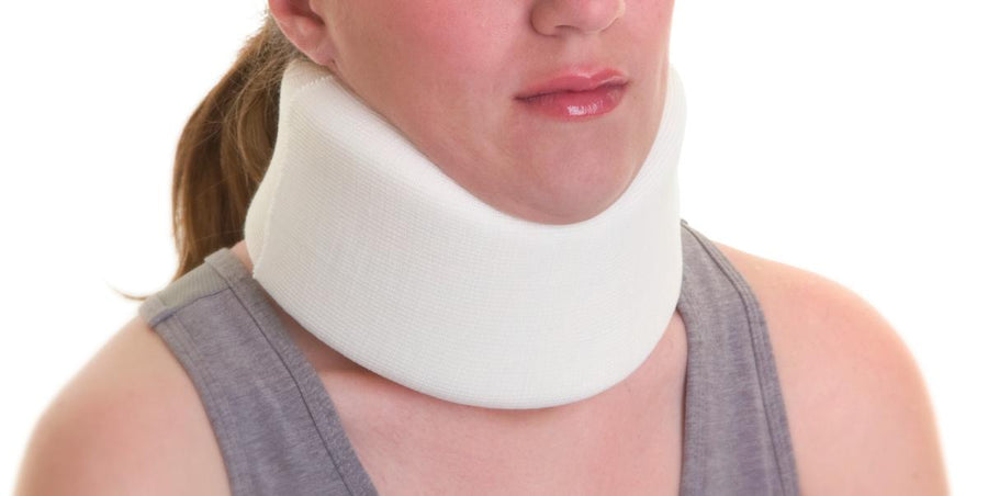 Serpentine style Cervical Collars,Small, Each