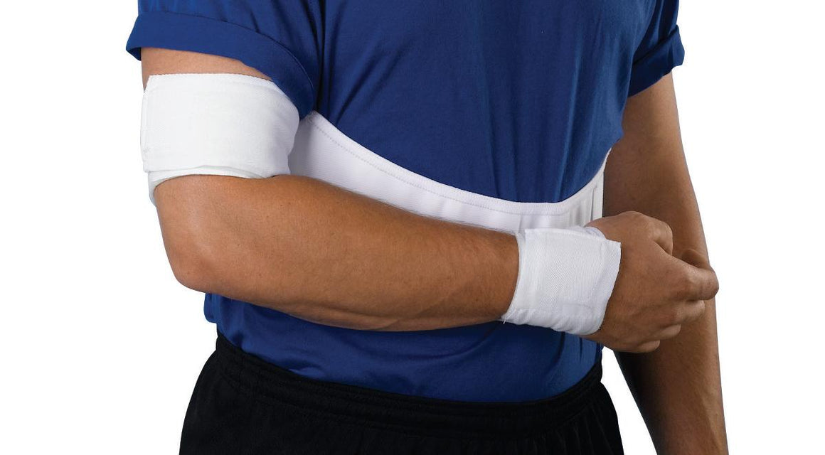 Elastic Shoulder Immobilizers,Small, Each