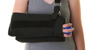 Shoulder Immobilizer with Abduction Pillow,X-Large, Each