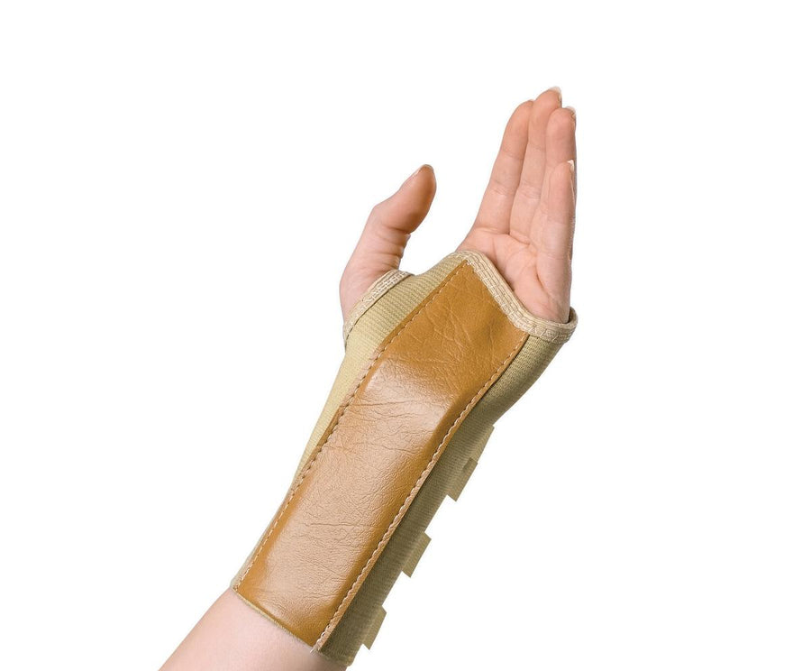 Elastic Wrist Splints,Medium, Each