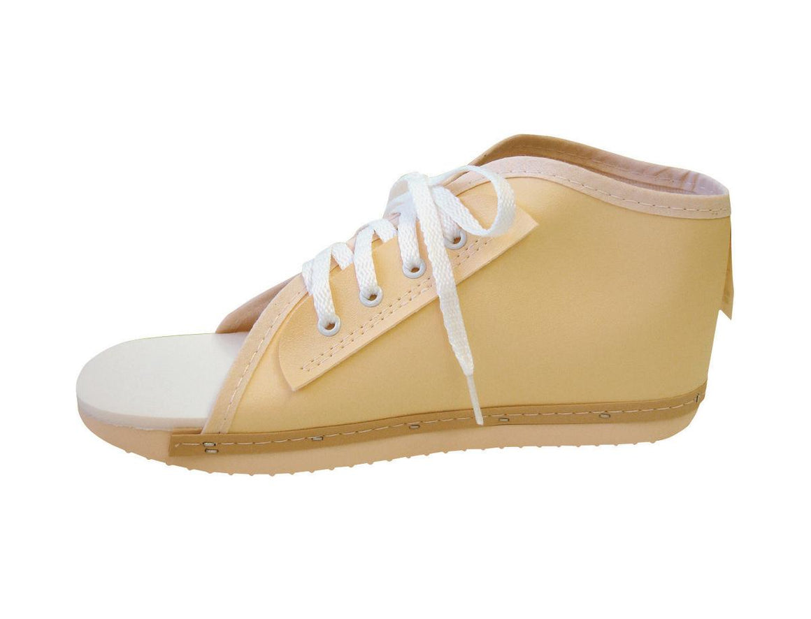 Lace-Up Post-Op Shoes,Beige,Medium, Each