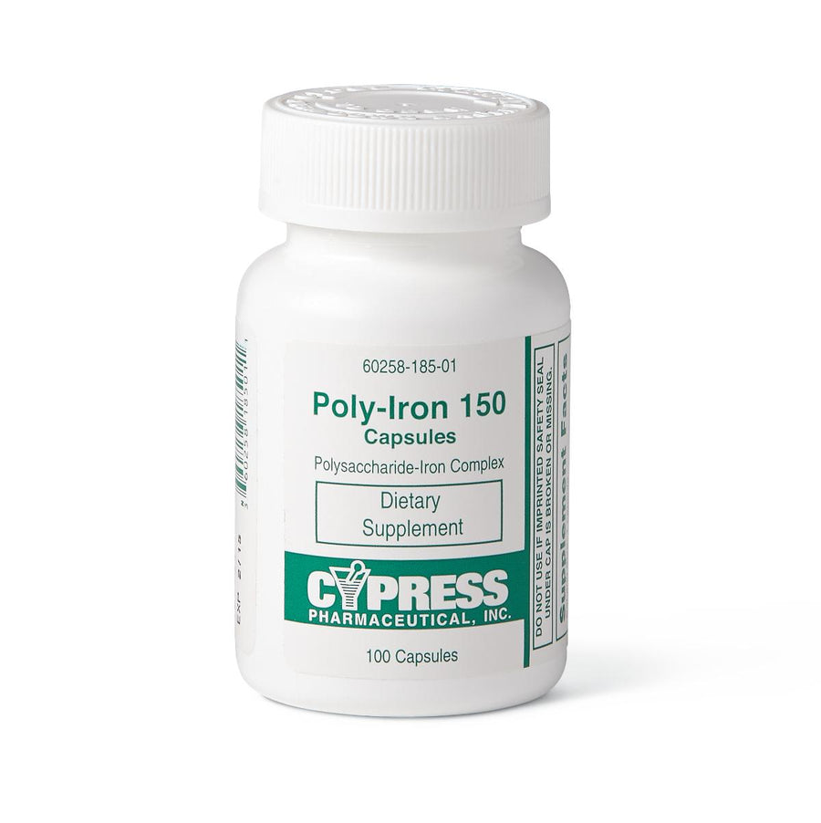 Polyiron Capsules, Box of 1