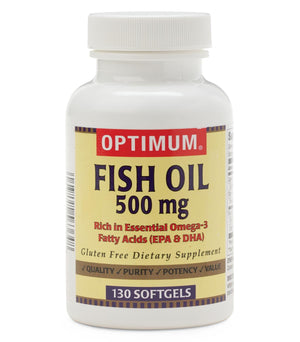 Fish Oil Softgels, Each