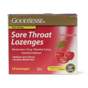 Sore Throat Lozenges, Each