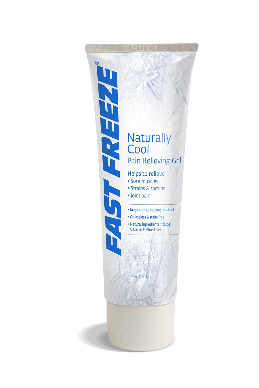 Fast Freeze Cold Therapy Pain Relief Gel,4.000 OZ, Each