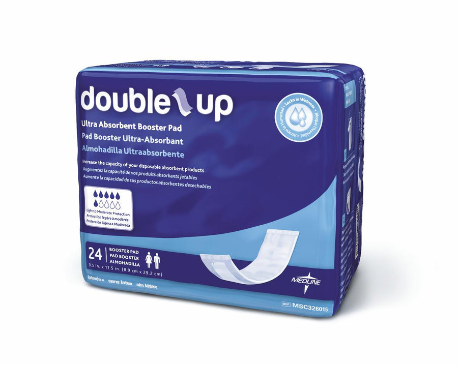 Double-Up Incontinence Thin Liners