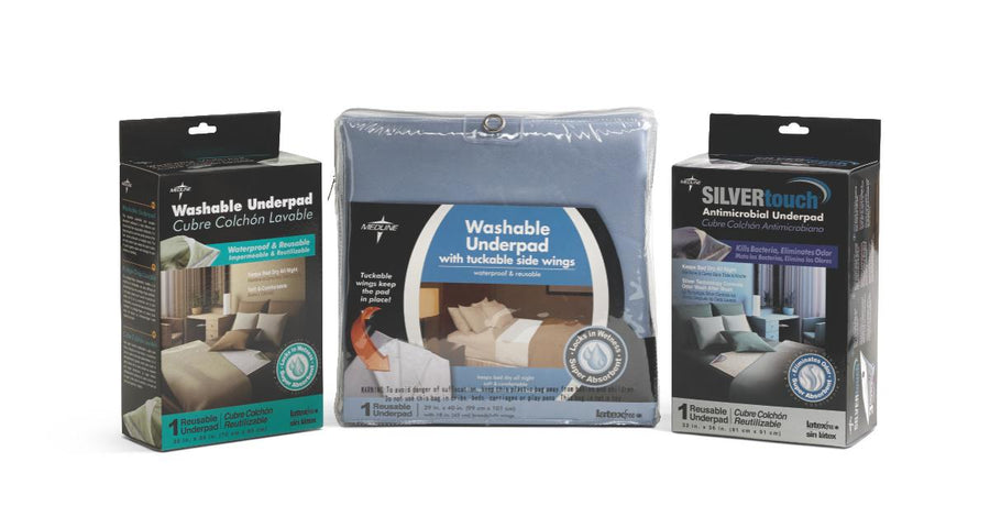 Retail Packaged Underpads