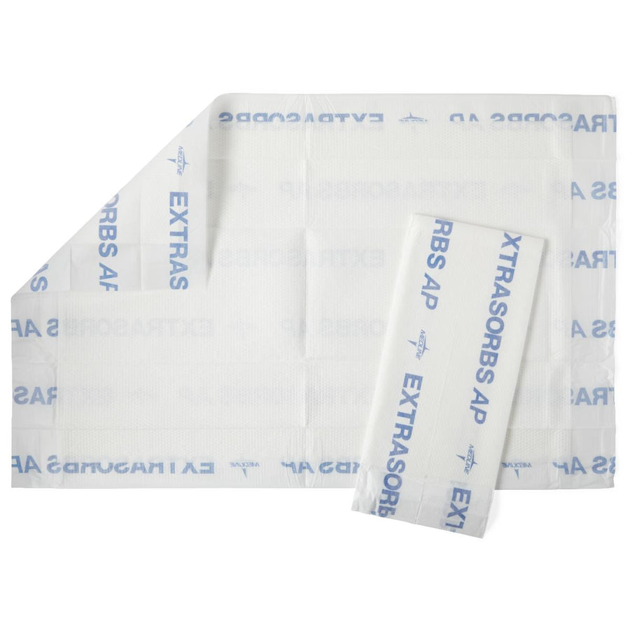 Extrasorbs Air-Permeable Disposable Drypads