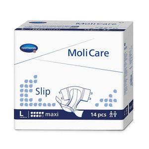 "MoliCare Slip Maxi Briefs,47""-59"", Case of 56"